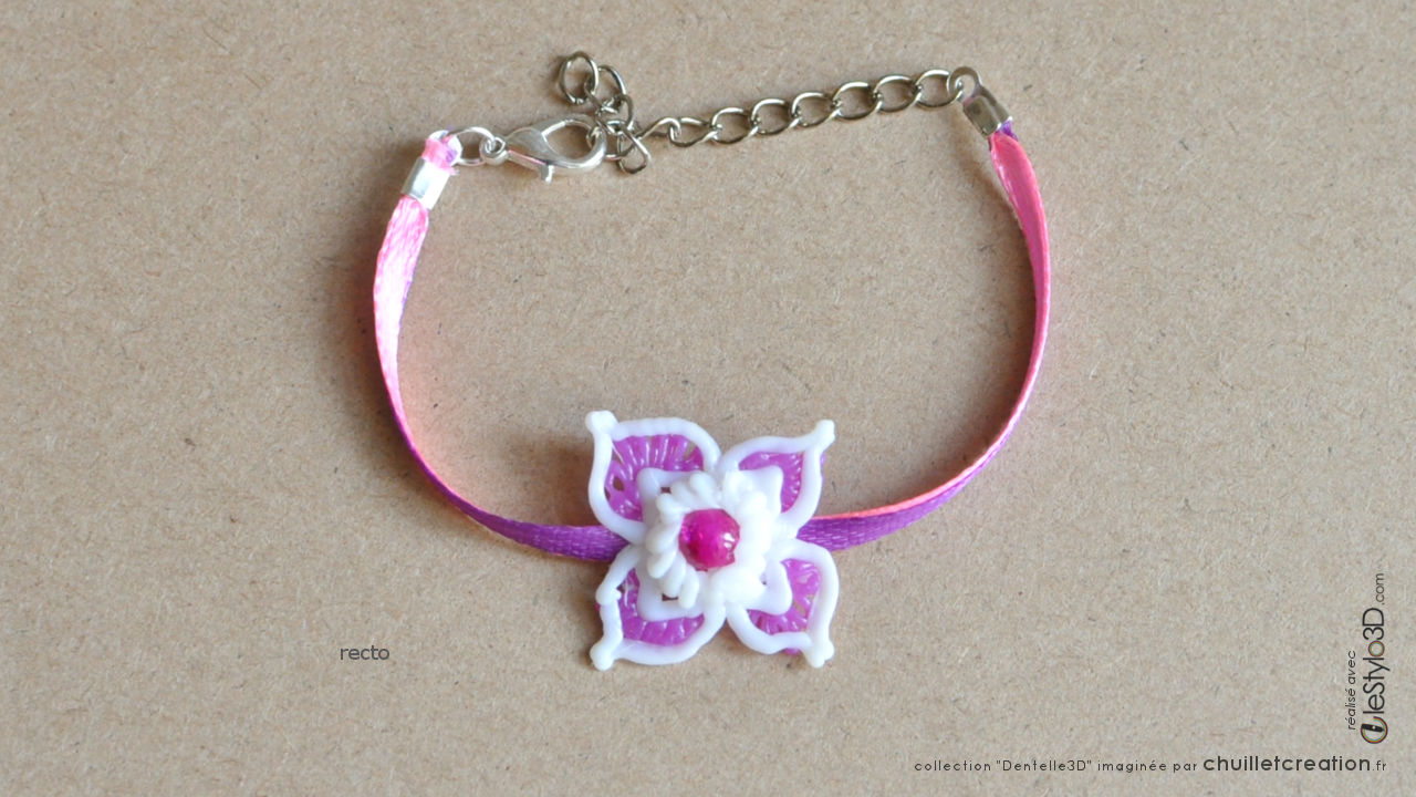 Bijoux lotx3 f02 violet 03 bracelet