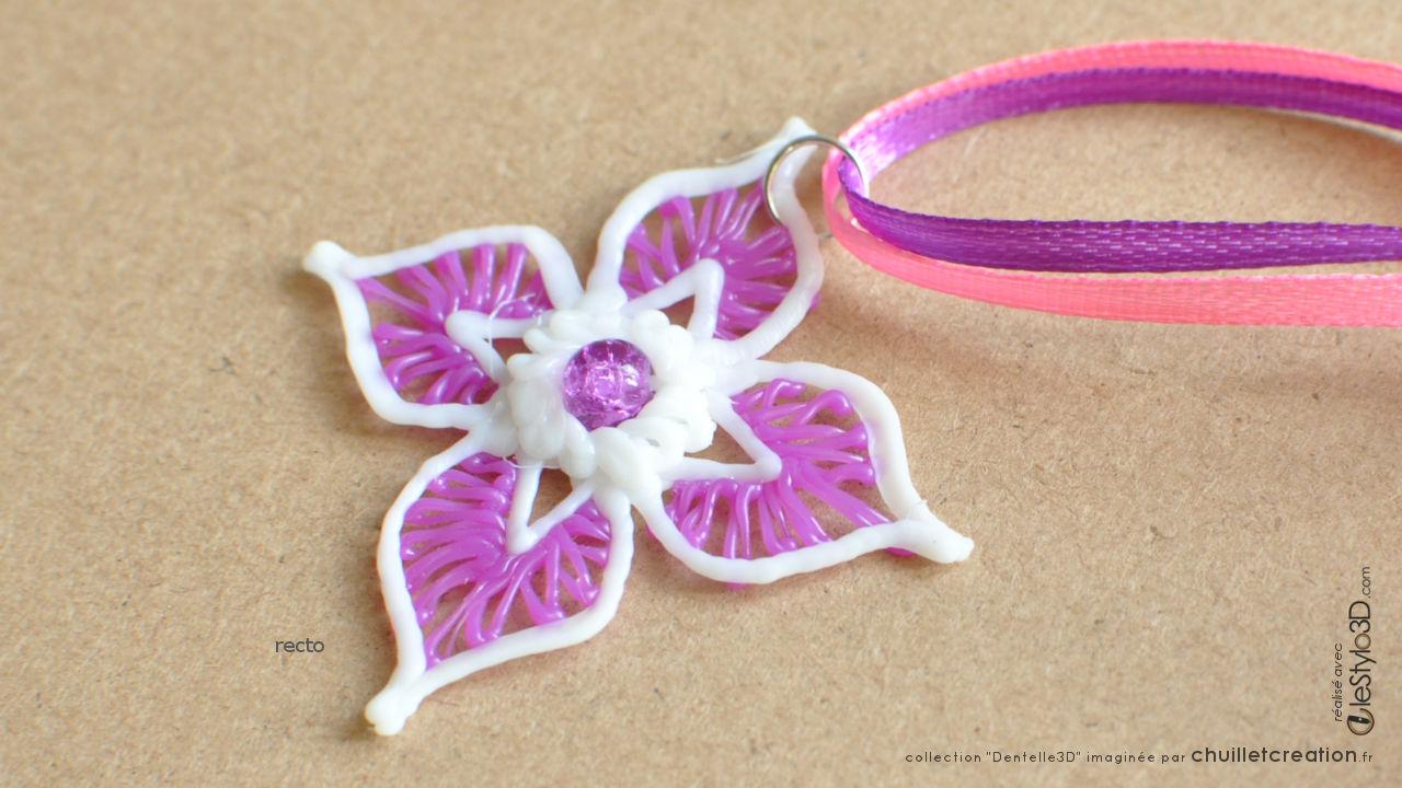 Bijoux lotx3 f02 violet 05 collier