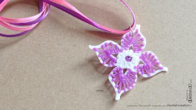 Bijoux lotx3 f02 violet 06 collier