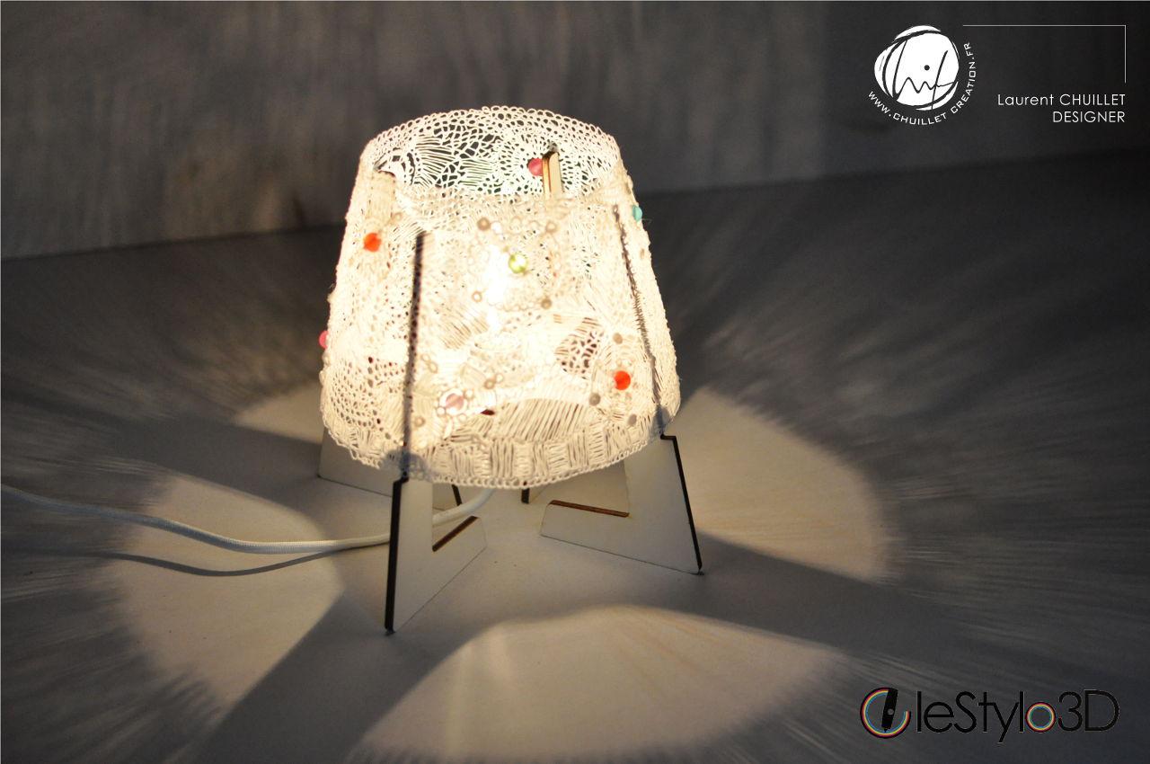 Lampe Dentelle-1