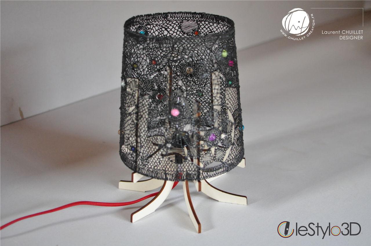 Lampe Dentelle-2