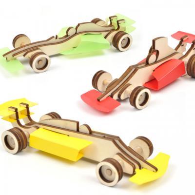 Formule 1 - maquette 1/24