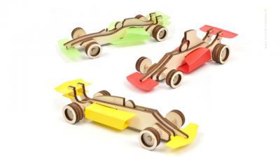 F1 3 modeles