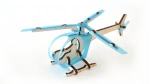 hélicoptère décoratif pour enfant