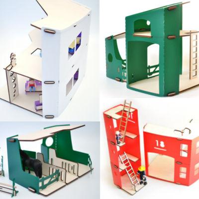 maisons en bois pour enfants fabriqués en france