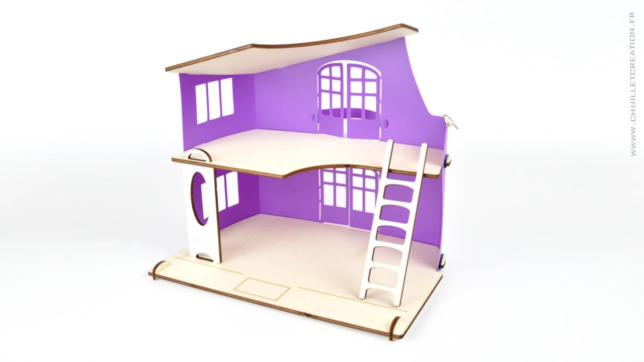 maison miniature au 1/20 -h20