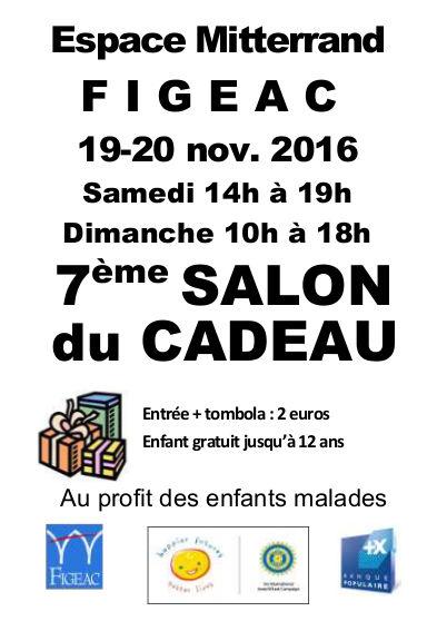 Salon cadeau 2016
