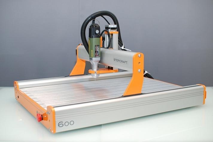Stepcraft CNC