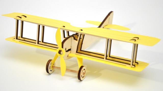 Biplan - Zing #02