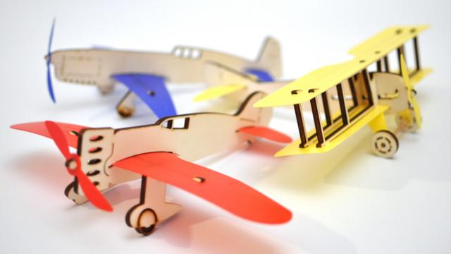 Mini avions